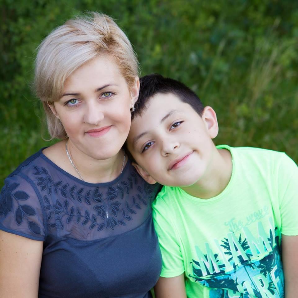 Мама маленького сихівчанина вдячна усім, хто допоміг у лікуванні сина