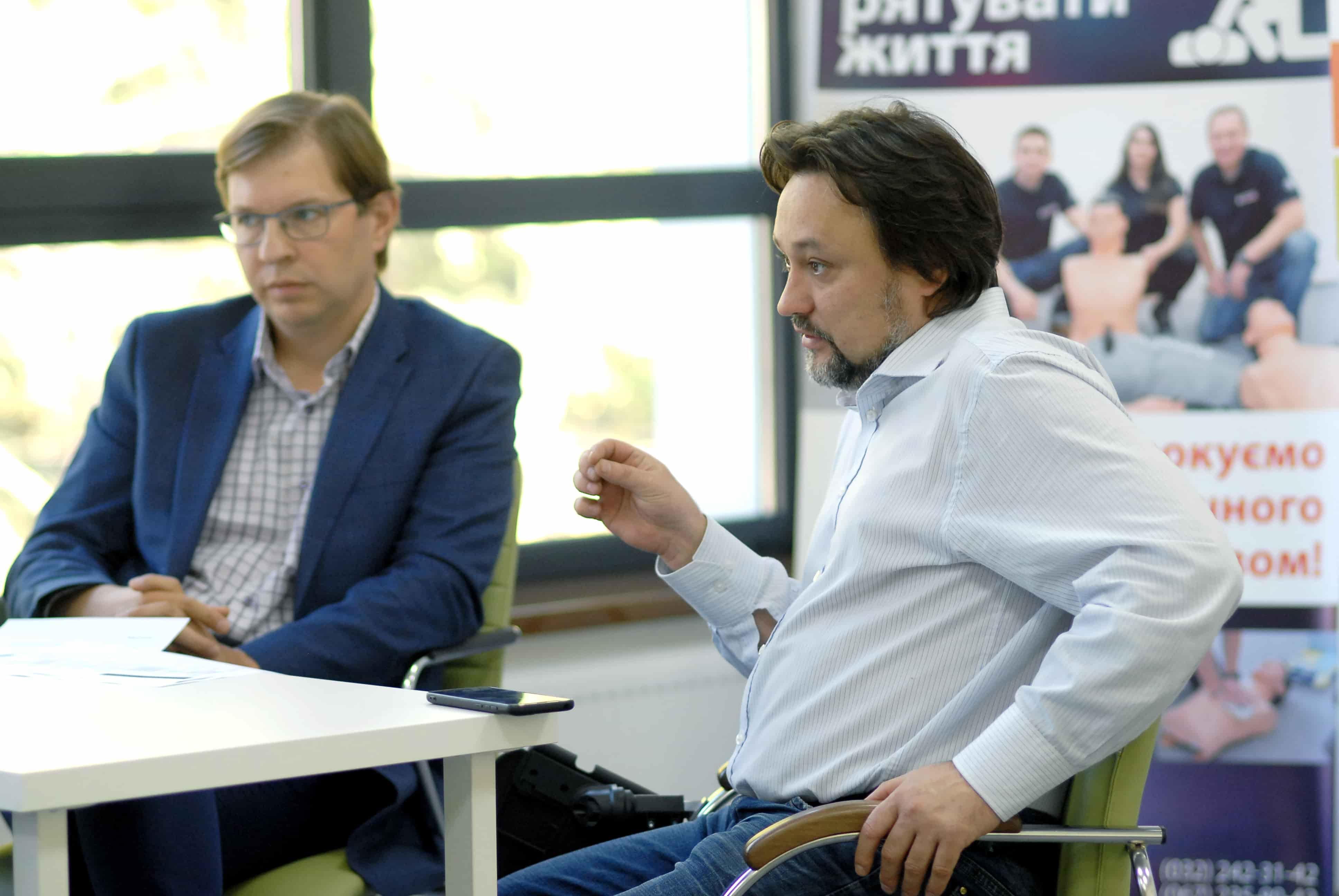 «Наше завдання — допомога!» Інтерв'ю з керівниками реабілітаційної програми для сімей бійців АТО у Львові