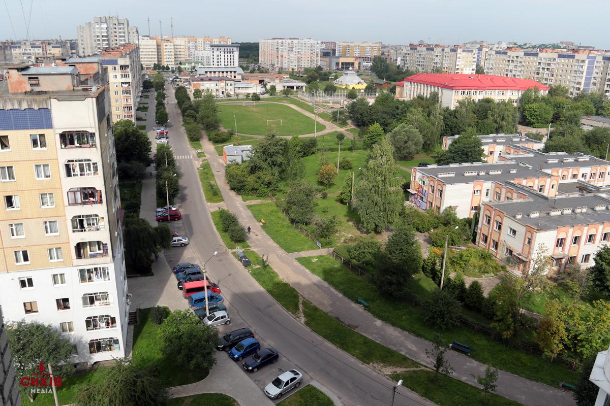 Сихівська райадміністрація оголосила тендер на ремонт 34 вулиць