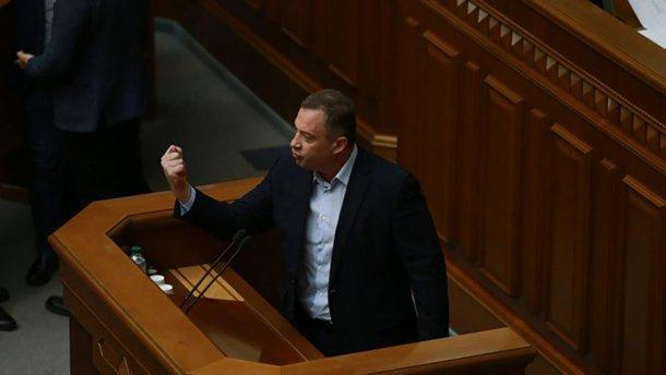 100 млн грн застави або хто із депутатів готовий поручитись за Дубневича