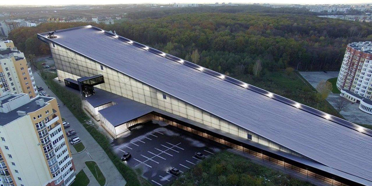 За будівництво Палацу спорту на Сихові змагаються дві компанії