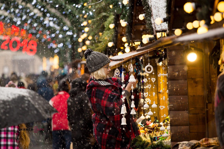 Святковий Львів лише для туристів