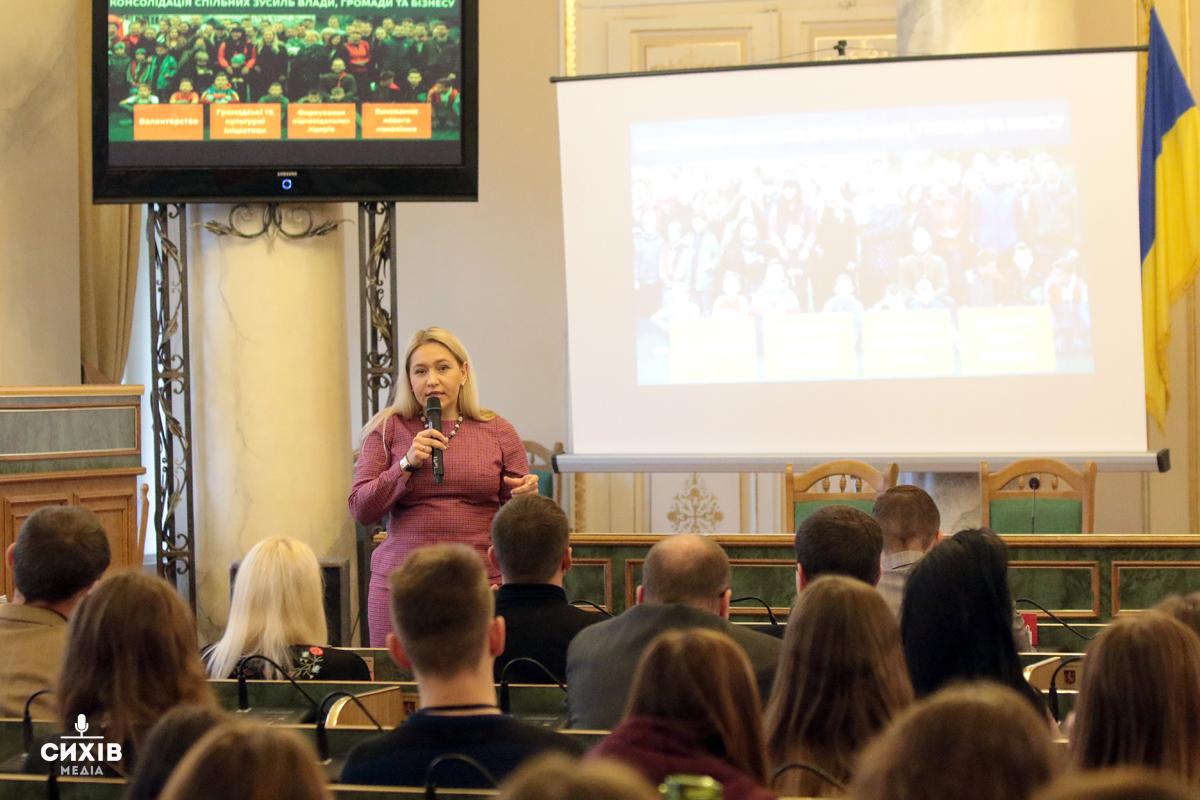 Чому навчались на «Форумі молодих політиків». Фоторепортаж з першого дня
