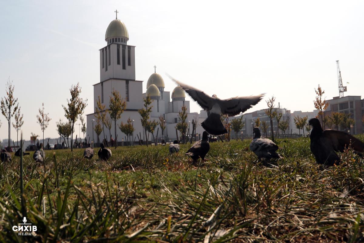 Храми Сихова
