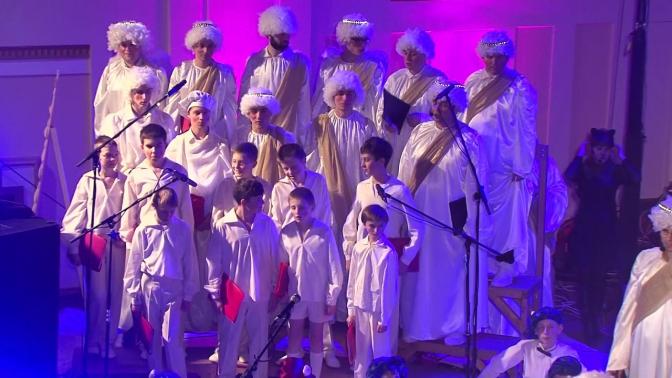 Центр Довженка запрошує на мюзикл «Пригоди Святого Миколая»