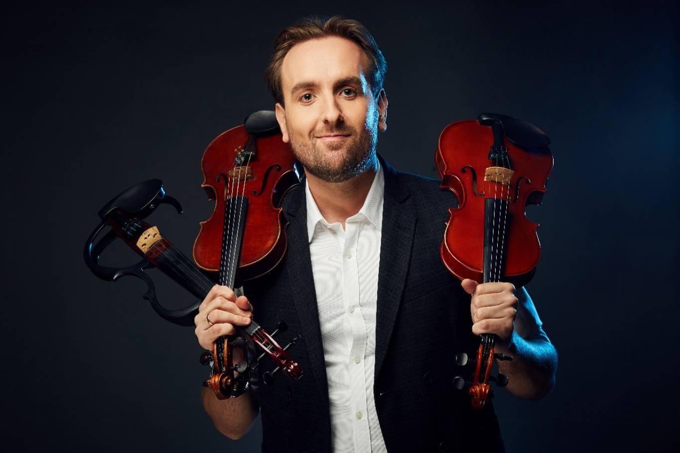 У Львівській опері виступатиме скрипаль-віртуоз Олександр Божик