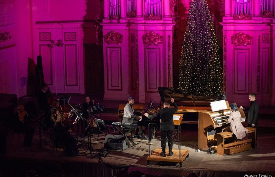 У Львові відбудеться різдвяний фестиваль «BACH CONTEMPORARY»