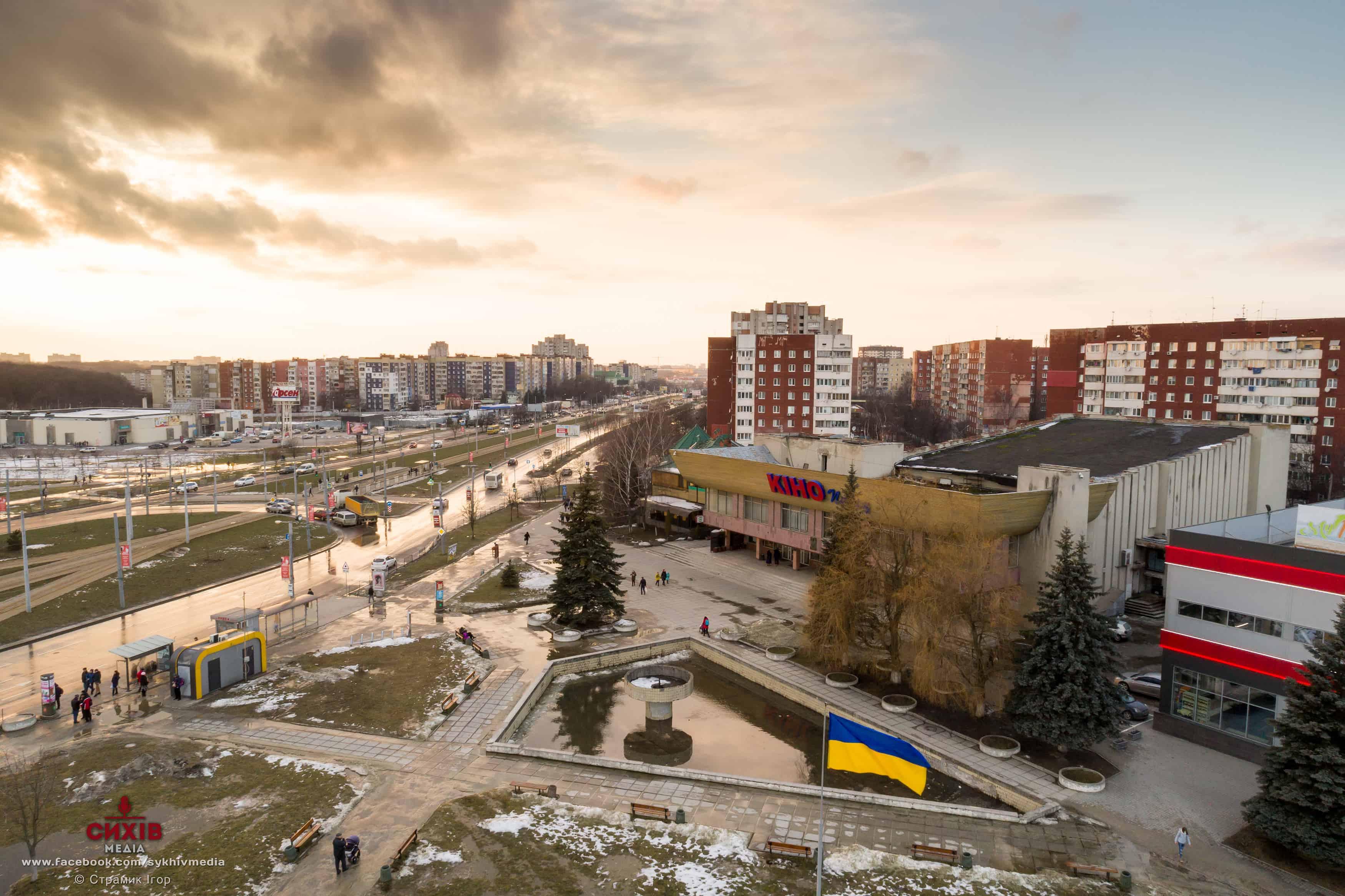 6 фактів про проспект Червоної Калини