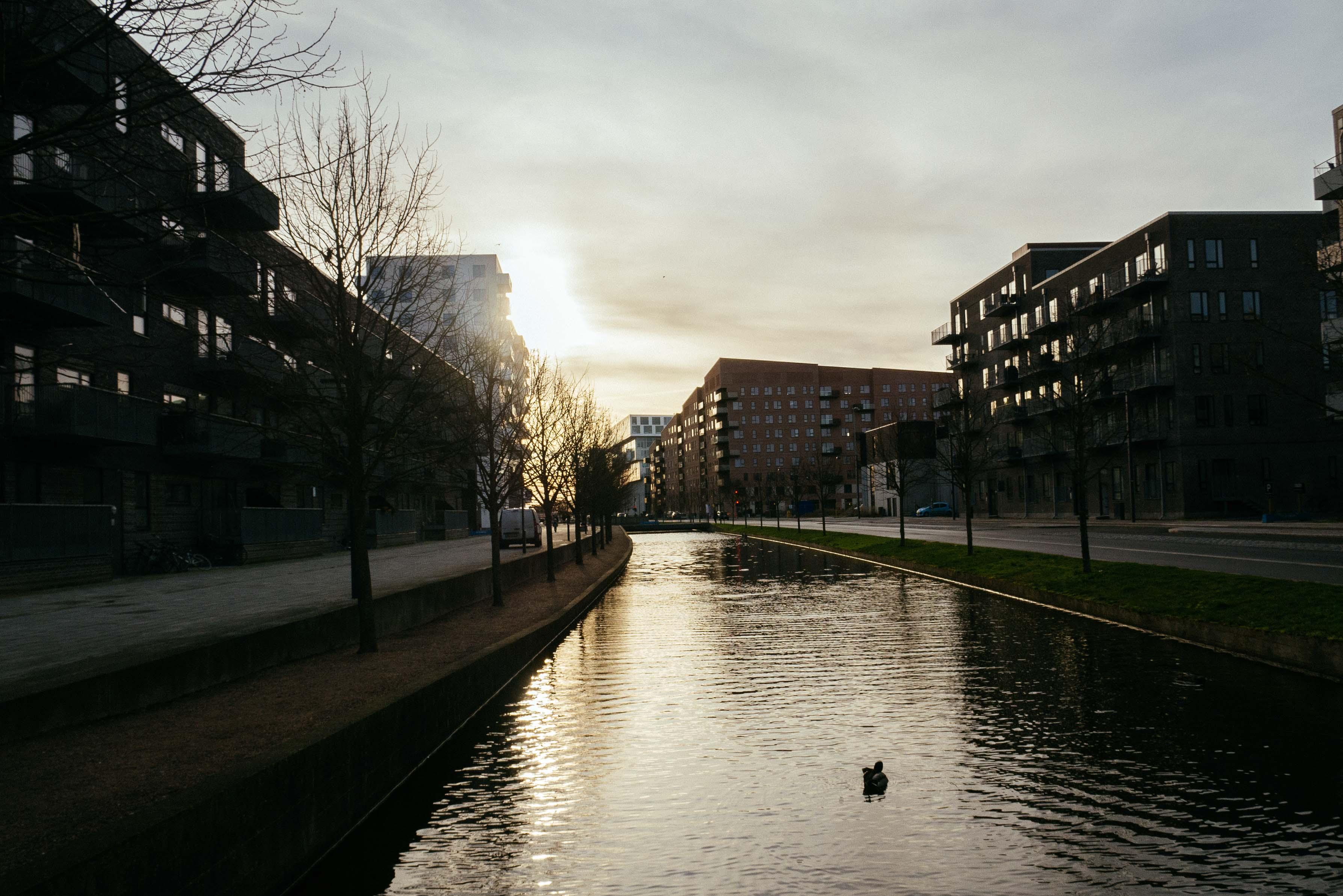 Прогулянка сучасним районом Копенгагена