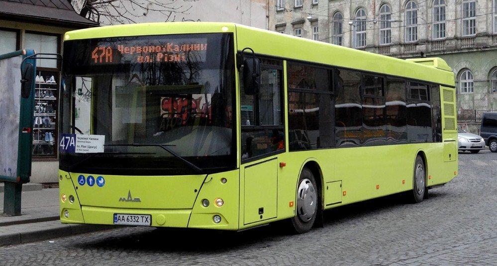 У львівських автобусах рахуватимуть пасажирів