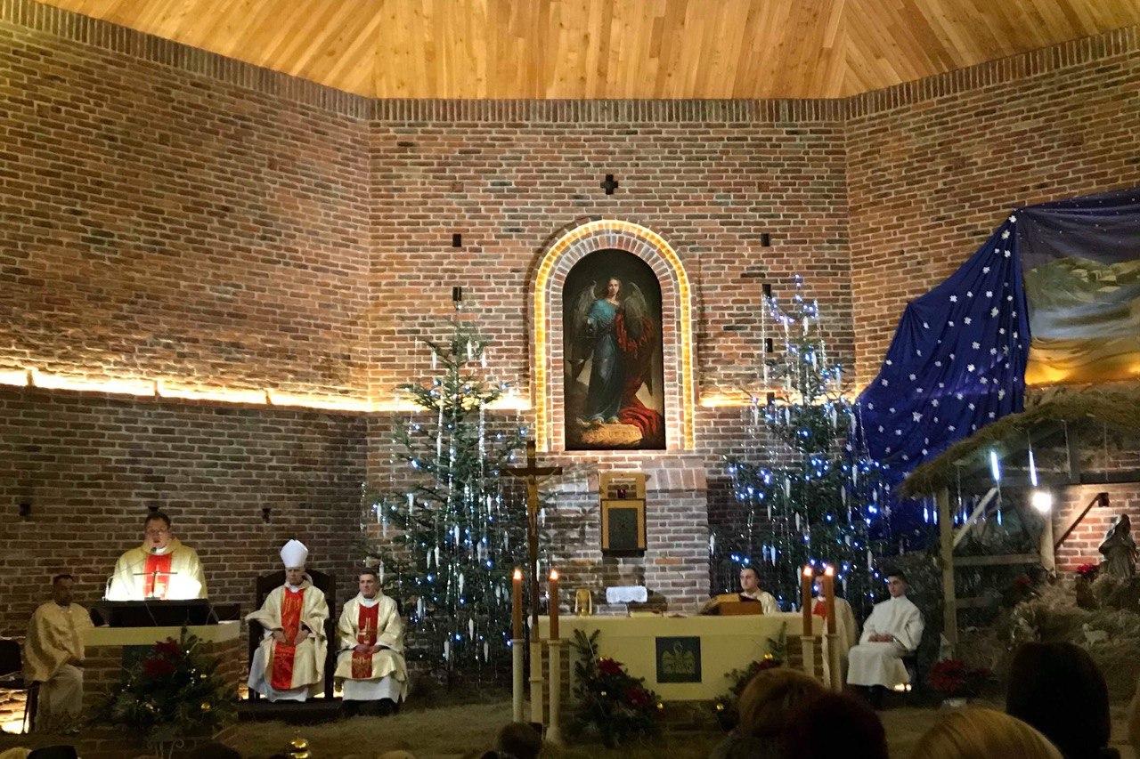 Розклад богослужінь на Різдво у римо-католицьких храмах