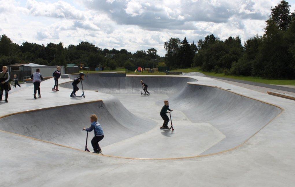 Скейт-парк у Сихівському районі: петиція!