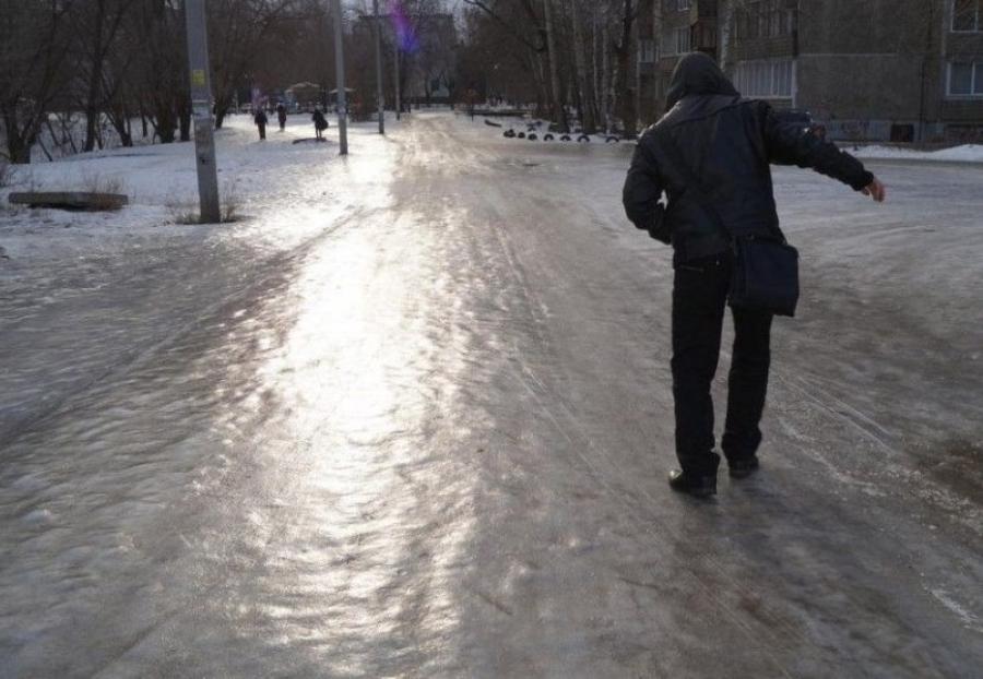 Завтра на дорогах Львова — ожеледиця