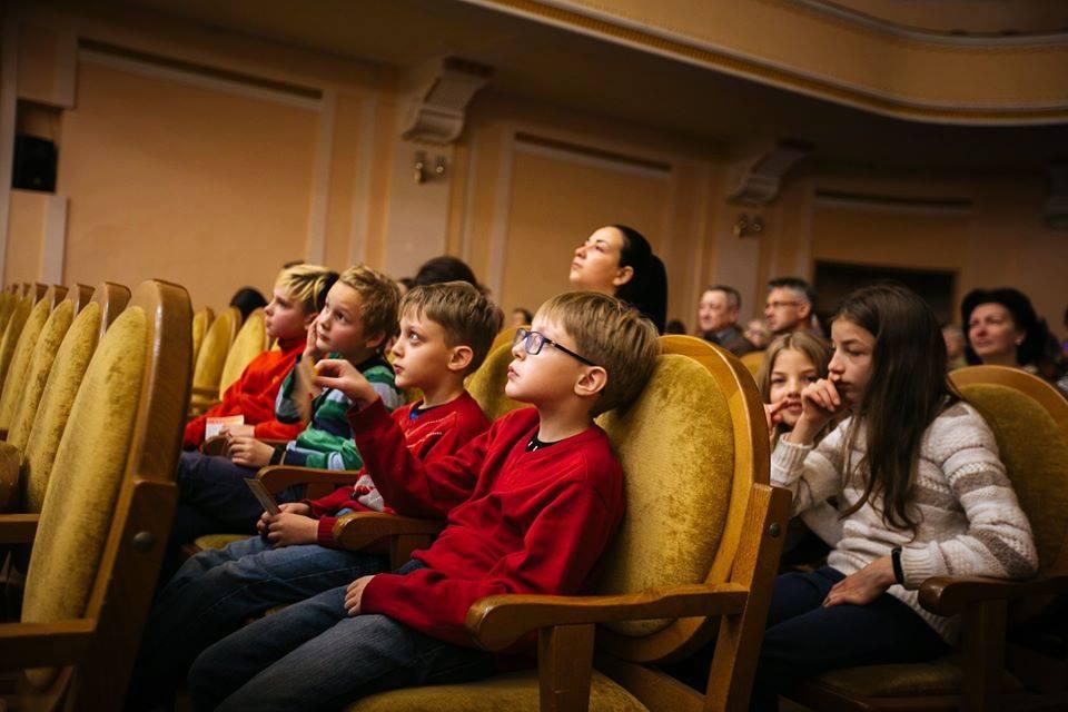 Львів'ян запрошують на сімейні концерти у філармонію