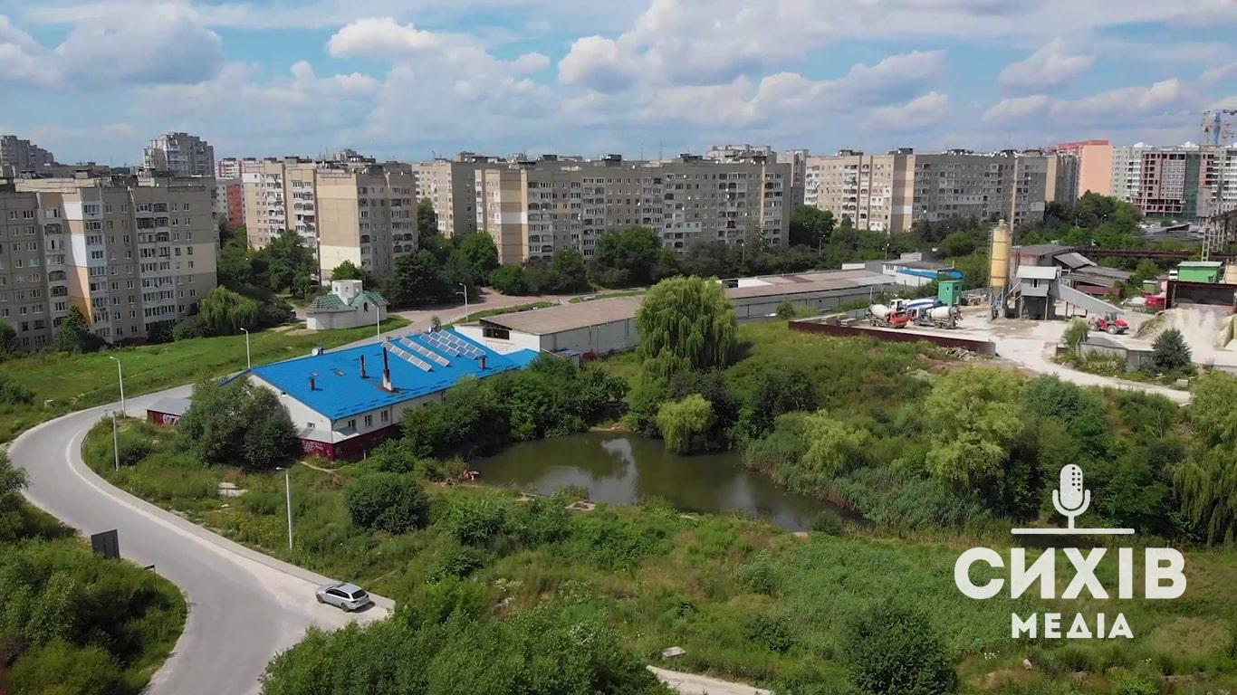 Водойми Сихівського району