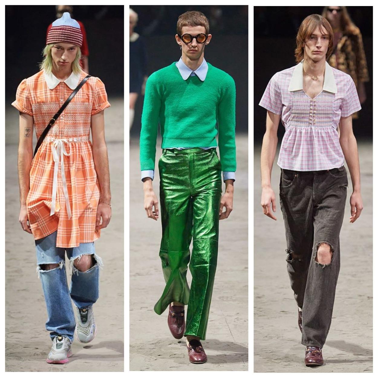 Що модного підготували у Gucci для чоловіків? Колекція одягу осінь-зима 2020 (ФОТО)