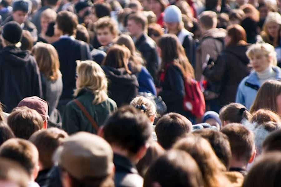 Скільки людей живе в Україні. Дані електронного перепису