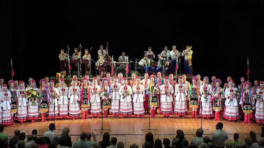До Львова з концертами збирається волинський народний хор
