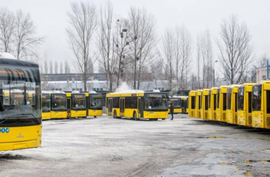 На вулиці Вернадського збудують нове депо за 3,5 млн євро
