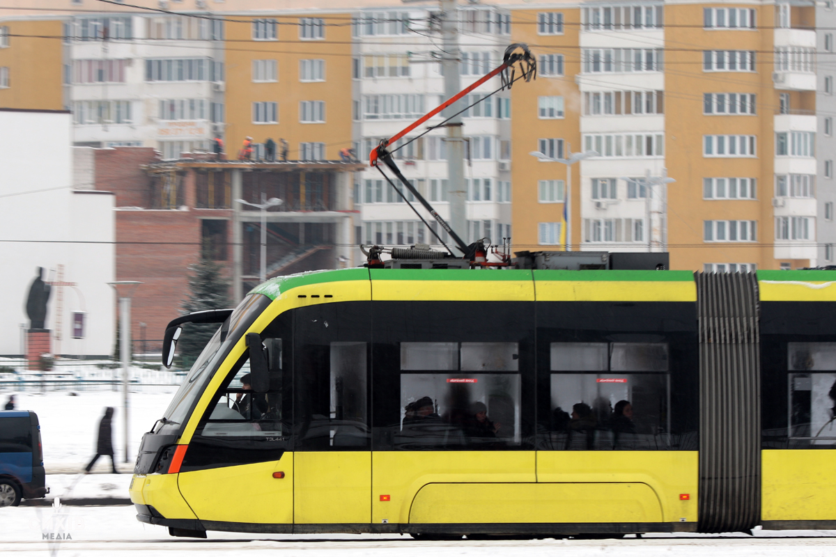 10 фактів про Сихівський трамвай