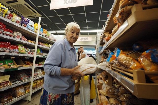 Зранку в АТБ пускатимуть тільки пенсіонерів