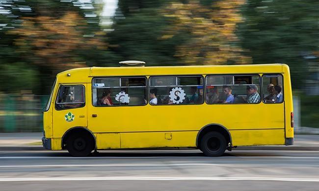 У Львові частина транспорту не виїхала на маршрути