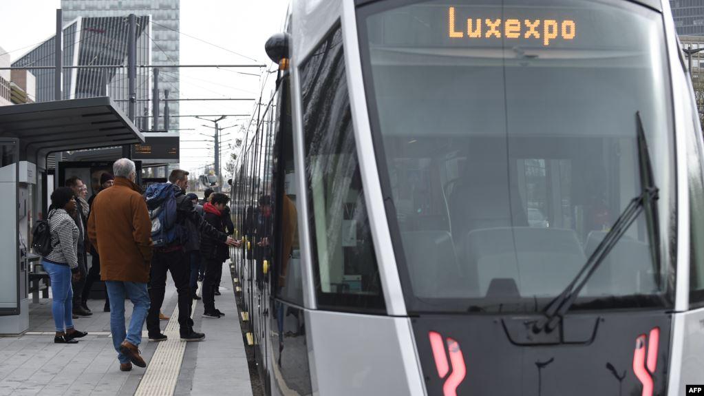 В Люксембурзі весь громадський транспорт став безкоштовним
