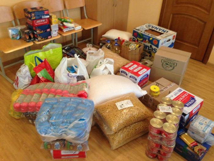 У Львові збирають допомогу самотнім і потребуючим. Як долучитись