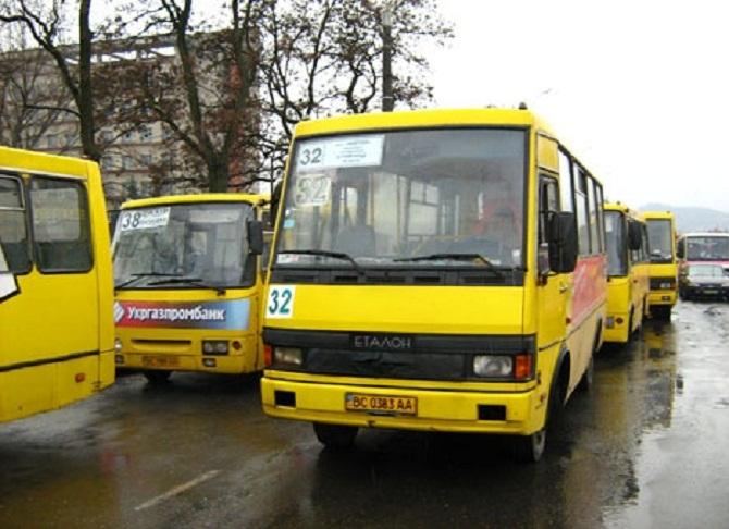 Громадський транспорт Львова курсуватиме у режимі спецтранспорту