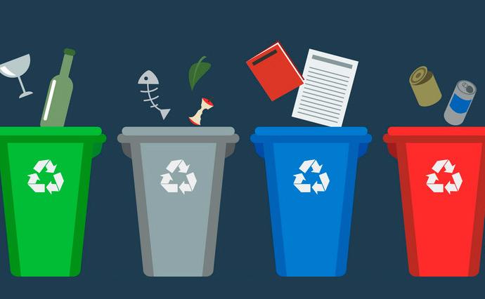 Українців просять продукувати менше сміття