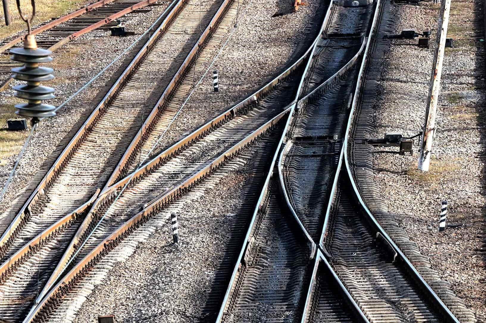 На Персенківці 23-річний хлопець потрапив під потяг