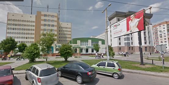 Біля 4-ої поліклініки планують облаштувати громадський простір