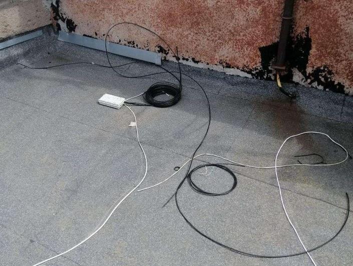 На Сихові знову перерізали кабелі інтернет-провайдерам