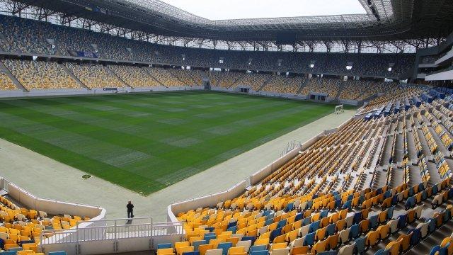 «Арена Львів» прийматиме матчі збірної України у Лізі націй