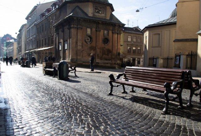 У Львові проведуть Всеукраїнський конкурс на найкращу концепцію елементів дизайну благоустрою міста