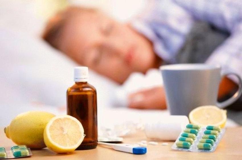 На Львівщині на грип та ГРВІ за тиждень захворіли майже три тисячі людей