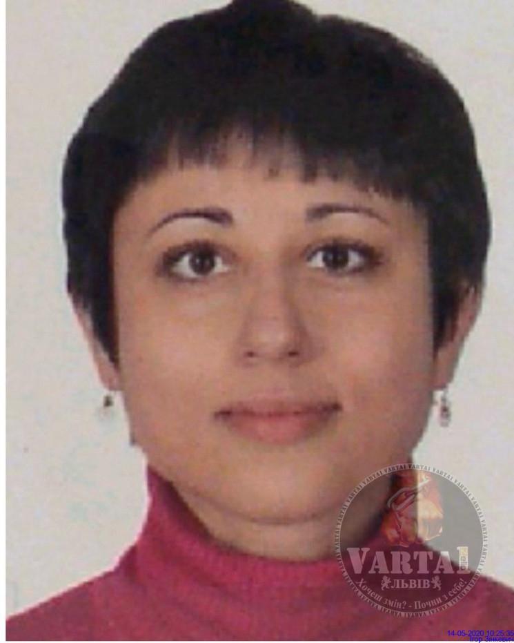 У Львові розшукують зниклу безвісти жінку