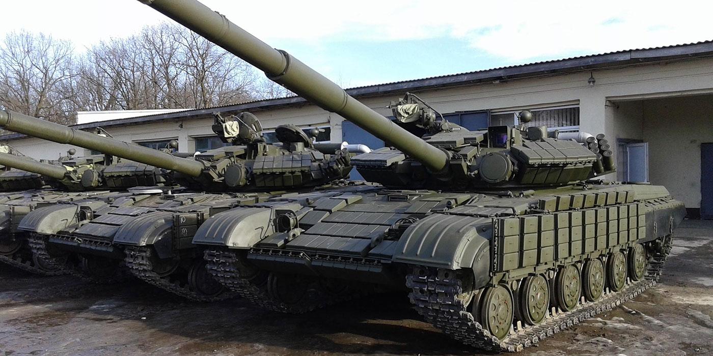 Львівський бронетанковий завод передав на потреби Міноборони чергову партію модернізованих танків