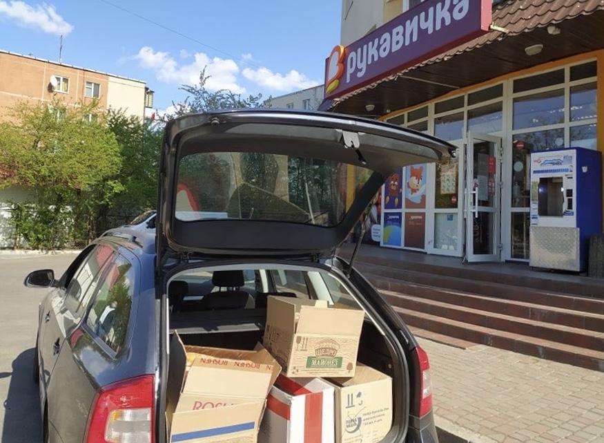 У Львові почав працювати перший міський банк їжі