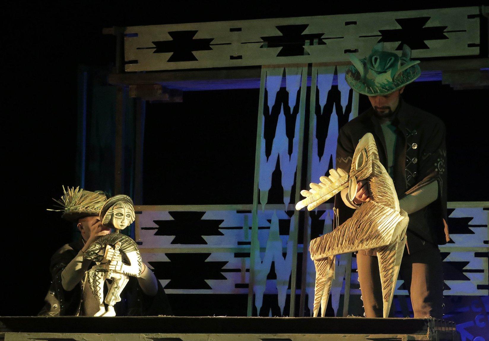 Львівський театр ляльок проведе на Сихові виставу просто неба