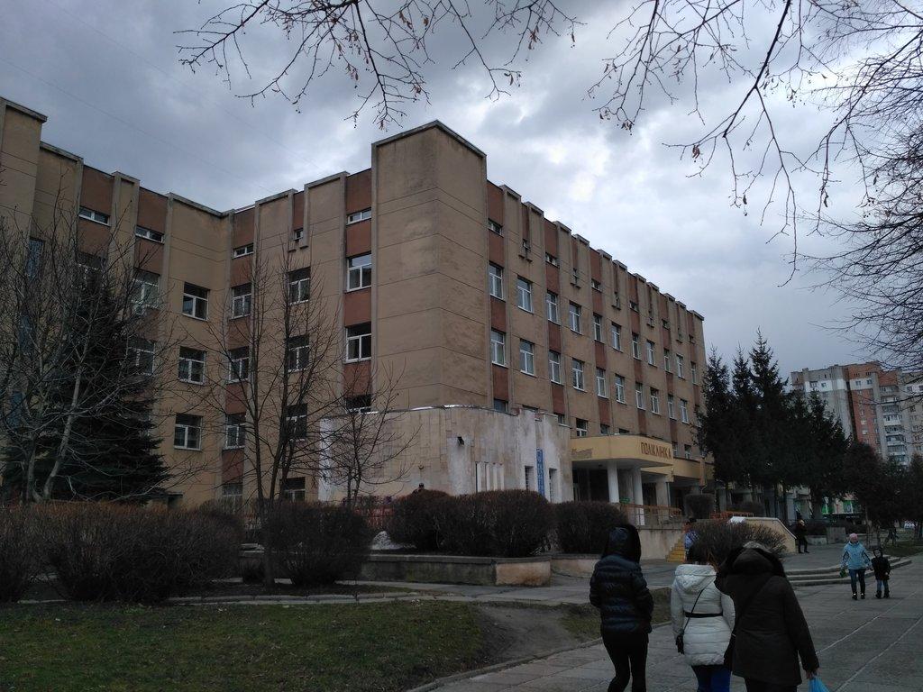Львівські поліклініки та амбулаторії відновили роботу в штатному режимі