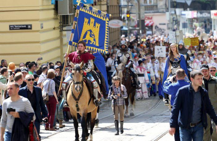 День міста Львова перенесли на вересень