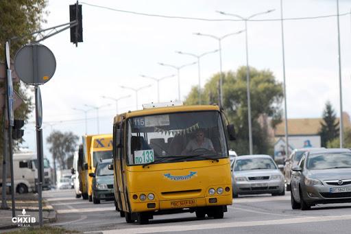 Транспорт у Львові до кінця місяця працюватиме в режимі спецперевезень