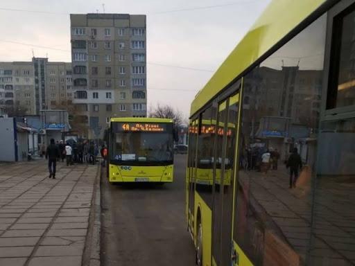 У Львові збільшили кількість комунального транспорту на маршрутах