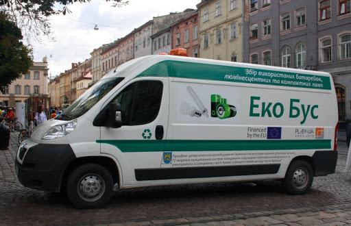 У червні львівський еко-бус відновить свою роботу