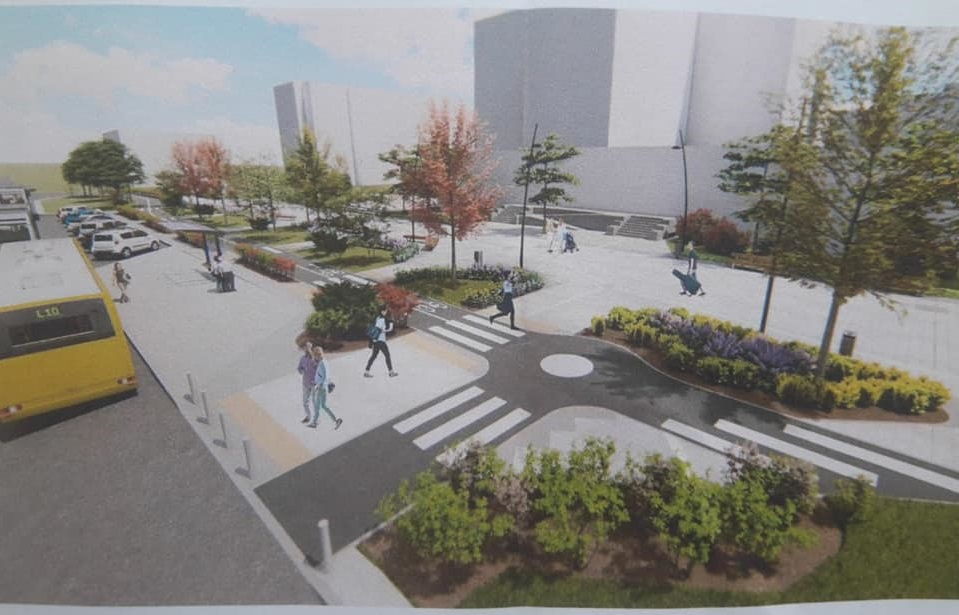 На Сихові в червні стартує реалізація нового громадського простору