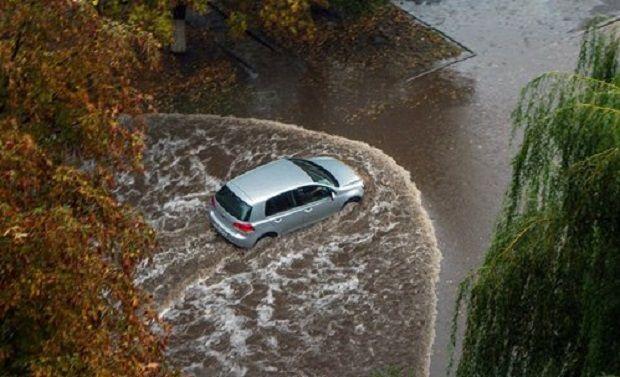 У Львові на вихідних знову очікують сильні дощі