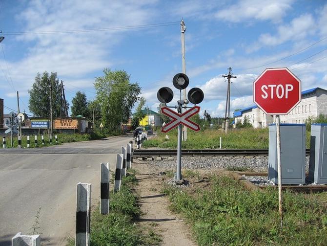 На вул.Зубрівська перекрили залізничний переїзд.Схема об'їзду