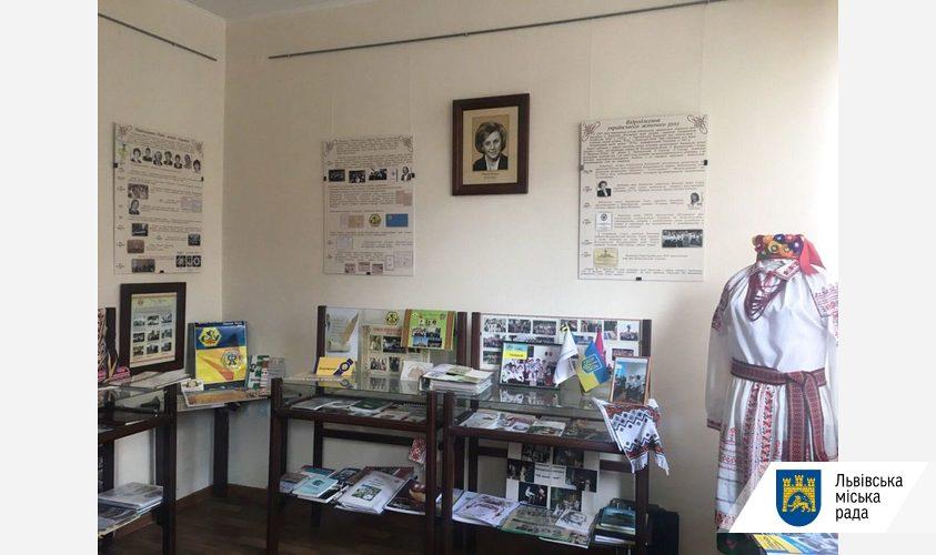 В Музеї історії українського жіночого руху на Сихові проведуть облік експонатів
