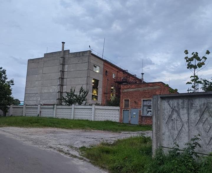 На Львівському хімзаводі вибухнув холодильник